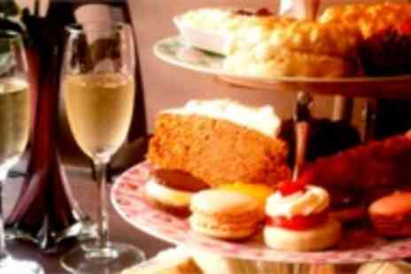 The Tophams Hotel - Afternoon tea for two with bubbly, savouries & sweets - Save 59%
