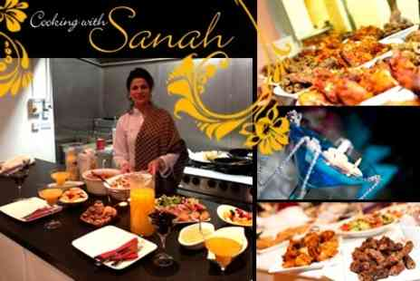 Cooking With Sanah - Full Day Indian Cookery Class with Meal - Save 51%