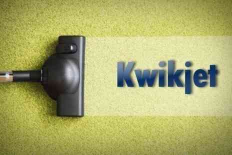 Kwikjet - Carpet Cleaning For One Rooms  - Save 67%