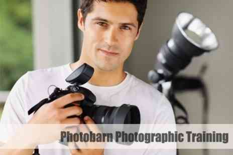Photobarn Photography - DSLR Photography Full Day Workshop - Save 85%