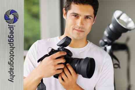 J Pegg Photography - Beginners Photography Workshop - Save 78%
