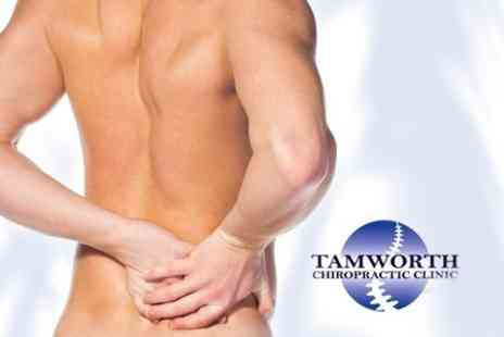 Tamworth Chiropractic Clinic - Health Check With Consultation, Spinal Seminar and Three Treatment Sessions - Save 75%