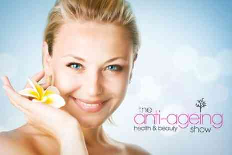 The Anti-Ageing Health and Beauty Show - Entry For One or Two with Goody Bag - Save 53%