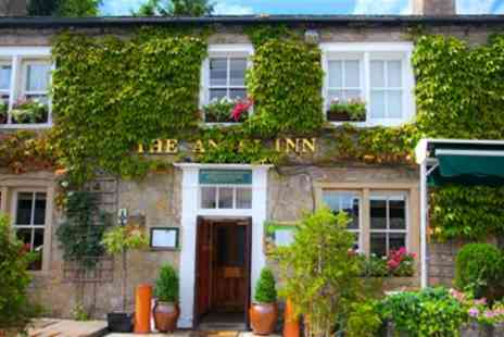 The Angel Inn - Yorkshire Dales 'Charming' Stay with Dinner - Save 39%