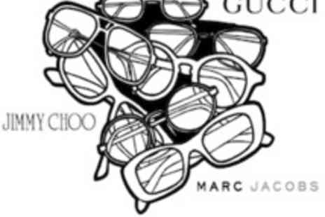 EIC Direct - Designer Sunglasses Sale Womens and Mens Gorgeous Shades From Gucci, Mark Jacobs And Jimmy Choo - Save 36%