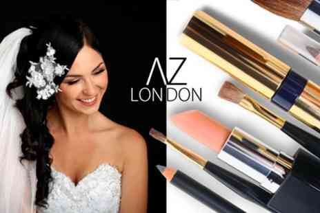 AZ London - Five Day Bridal Make Up Course - Save 40%