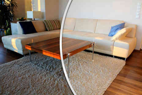 North Cleaning Services - Carpet Cleaning in any Two Rooms and Hallway - Save 86%