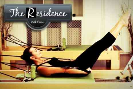 The Residence Glasgow - Fitness Classes Six Weeks Access To Sessions Such as Pilates Reformer and Hot Yoga - Save 69%