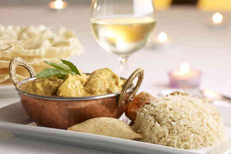 Cafe India - An all-you-can-eat Indian buffet lunch for 2 - Save 67%