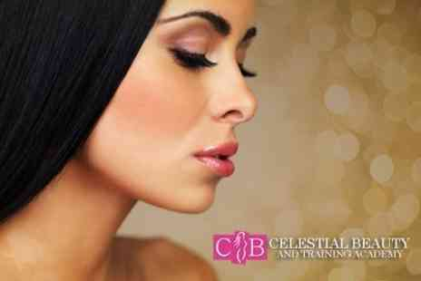 Celestial Beauty - Full Set of Eyelash Extensions - Save 60%