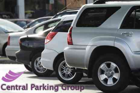 Central Parking Group - Weekend Parking Passes - Save 67%
