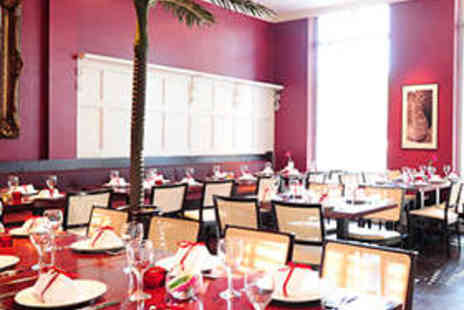 4500 Miles From Delhi - Three Course All-You-Can-Eat Buffet Lunch - Save 54%