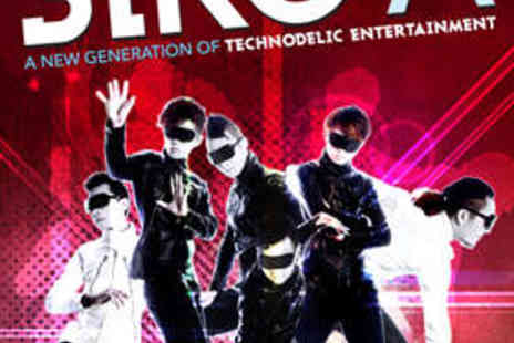Leicester Square Theatre - West End Ticket to Siro A Spectactular - Save 35%