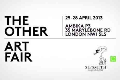 The Other Art Fair - Two Tickets - Save 50%