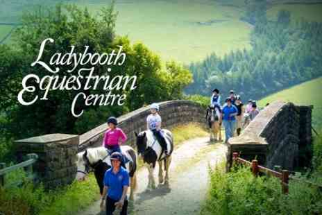 Ladybooth Equestrian Centre - Pony Party For Five Kids - Save 61%