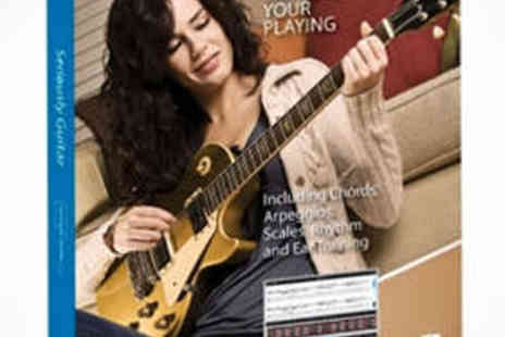 Seriously Guitar - Guitar Tuition Software Package for Mac or PC - Save 86%