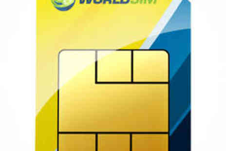 WorldSIM - Travel SIM for Roaming, International and UK Calls - Save 70%