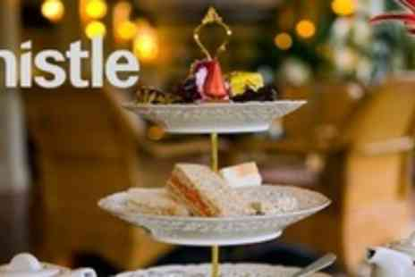 The Grand Hotel - Christmas Afternoon Tea and Spa Package For Two - Save 65%