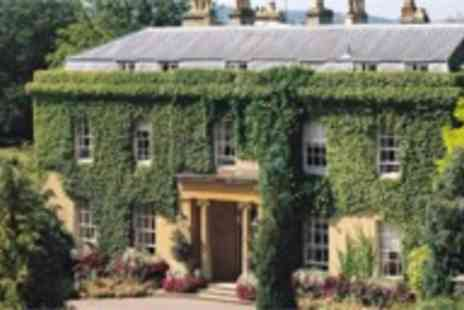Bishopstrow House - One Night B&B stay for two including gourmet dinner & spa treatment - Save 60%