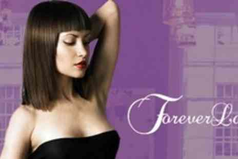 Forever Long - Cut and Blow Dry Plus Full Head of Colour - Save 71%