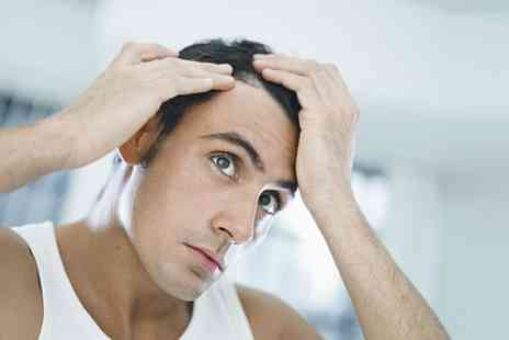 London Hair Transplant Clinic - six months of laser hair treatment - Save 50%