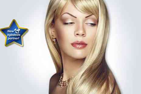 Beau Belles - Half head of highlights with a cut and finish - Save 81%