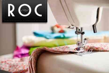 Roxie Odel Couture - Three Hour Sewing Class For Beginners For One - Save 68%