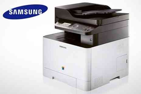 Ebuyer.com - Samsung CLX 4195FN Colour Laser Printer - Save 38%