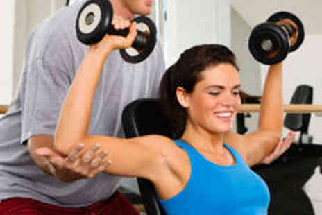 Target Zone Personal Training - Five One Hour Personal Training Sessions - Save 71%