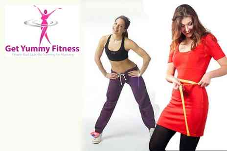 Get Yummy Fitness - Feel fabulous in time for summer  The 4 Week Skinny Jeans Programme from Get Yummy Fitness - Save 49%