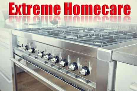 Extreme Homecare - Full Oven Clean - Save 22%