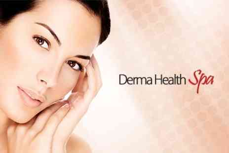 Derma Health Spa - One LED Facial Sessions - Save 50%