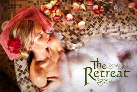 The Retreat - Spa Day With Body Wrap and Head Massage - Save 61%
