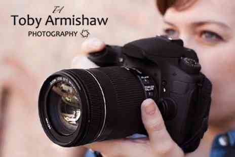 Toby Armishaw Photography - DSLR Photography Course - Save 78%