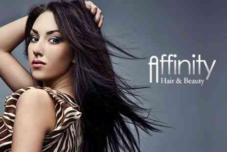 Affinity Hair and Beauty - Restyle Cut and Blow Dry - Save 50%