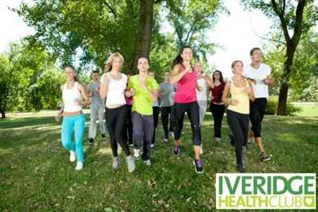 Iveridge Health Club - Ten 60 Minute Boot Camp Sessions - Save 62%