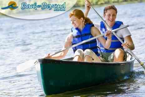 Back of Beyond Adventures - Two Hour Canoeing Experience For Two - Save 68%