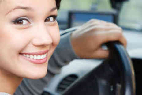 Beewise School of Motoring - Three Driving Lessons - Save 63%