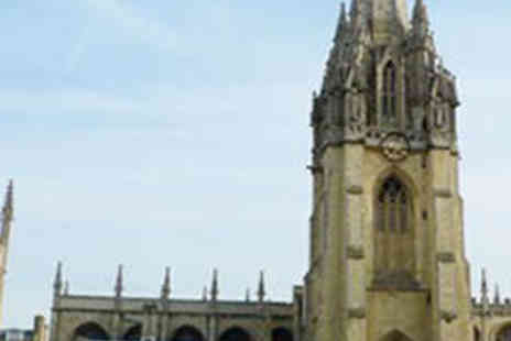 Oxbridge Tours - Private Walking Tour for Two People - Save 51%