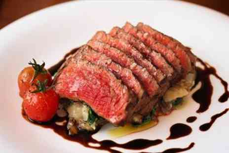 Farthings Steak Emporium - Highly Rated Chateaubriand Dinner for 2 - Save 53%