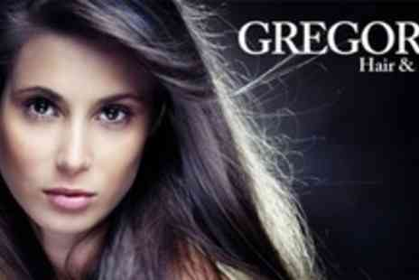Gregorys Hair & Beauty - Wash Cut and Blow Dry With KMS Conditioning Treatment - Save 60%
