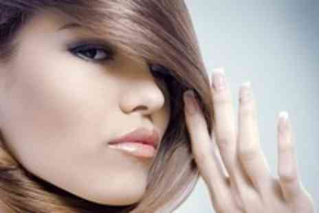 Burlingtons Bristol - Brazilian Blow Dry Treatment With Wash and Finish - Save 71%