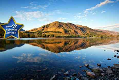 The White House - Two night Lake District stay for two, including breakfast and a three couse meal on the first night - Save 50%