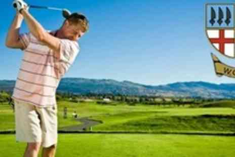 Windermere Golf Club - Three Day Golf Training Academy Package - Save 63%