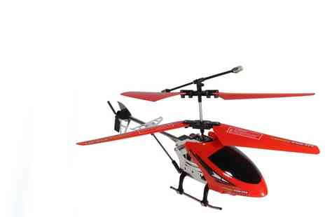 The Electric Incentive Company - Mini 2 Channel Remote Control Helicopter - Save 50%