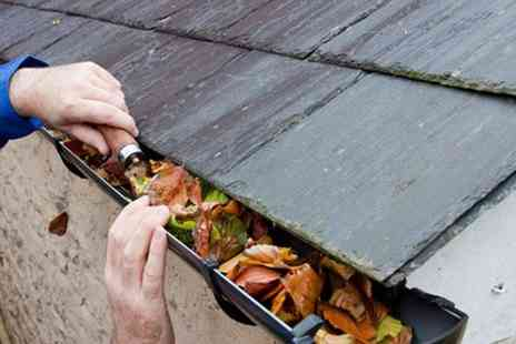 Thistle Roofing - Professional gutter clean and a roof inspection - Save 51%