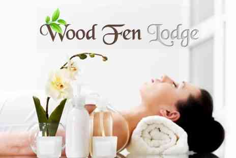Wood Fen Lodge - Greek Thermae Spa Day For One With Dermalogica Face Mapping - Save 75%