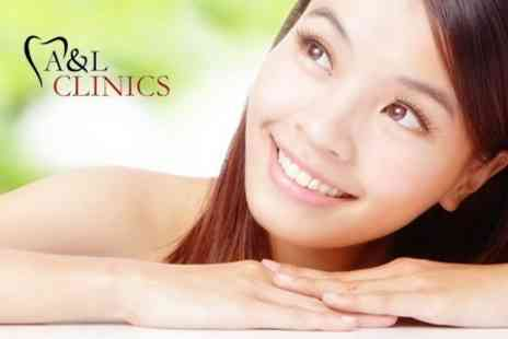 A and L Clinics - AHA Chemical Facial Peel - Save 50%