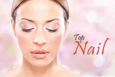 Top Nails - Semi Permanent Eyeliner for Top Or Bottom of Eye - Save 61%