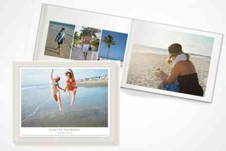 MILK Photo Books - One MILK Bespoke Photo Books - Save 59%